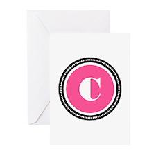 Pink Greeting Cards (Pk of 10)