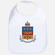 Quebec Coat Of Arms Bib