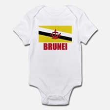 Brunei Flag Infant Bodysuit