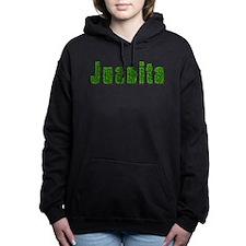 Juanita Grass Hooded Sweatshirt