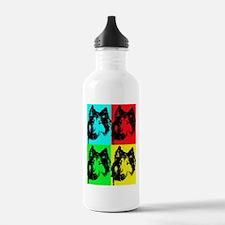 Pop Collie 2 Water Bottle