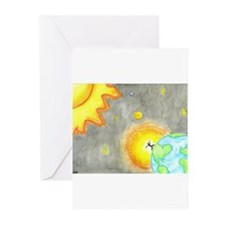 HumanLight Greeting Cards