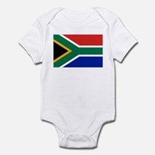 SouthAfricaF Body Suit