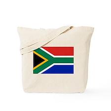 Cute South africa flag Tote Bag
