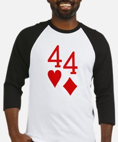 Pocket Fours Baseball Jersey