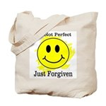 JUST FORGIVEN Tote Bag