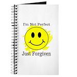 JUST FORGIVEN Journal