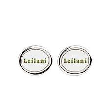 Leilani Floral Cufflinks