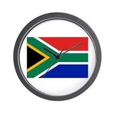 Cute South africa Wall Clock