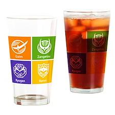 Kamen Rider Club Gaim Drinking Glass