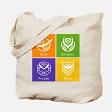 Kamen Rider Club Gaim Tote Bag