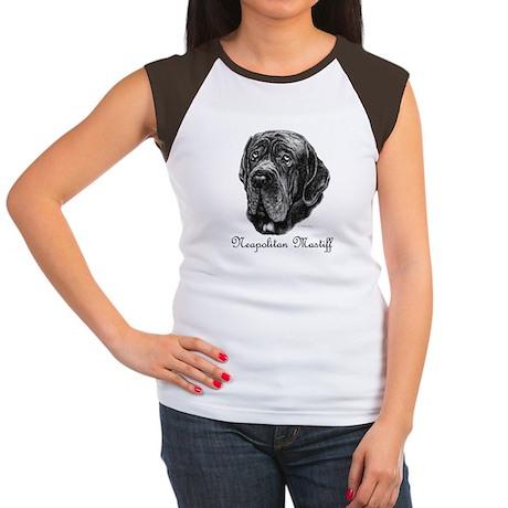 Neapolitan Mastiff Women's Cap Sleeve T-Shirt