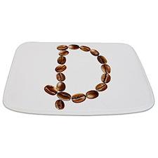 D Coffee Beans Bathmat
