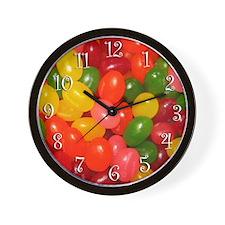 Wall Clock - Jellybean