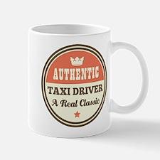 Taxi Driver Vintage Mug