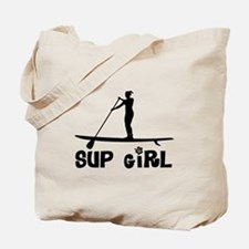 SUP_Girl-b Tote Bag