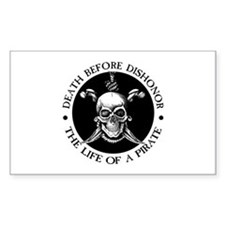 Death Before Dishonor Decal