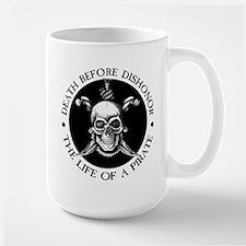 Death Before Dishonor Mugs