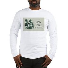 Long Sleeve Bluegrass T-Shirt - Flatt & Scruggs Lo