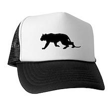 Tiger Silhouette Trucker Hat