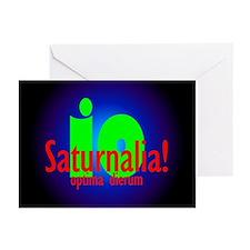 Saturnalia Greeting Cards (Pk Of 20)