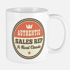 Sales Rep Vintage Small Small Mug