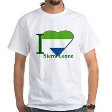 I love Sierra Leone Shirt