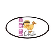Tang Soo Do Chick 2 Patches