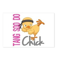 Tang Soo Do Chick 2 Postcards (Package of 8)