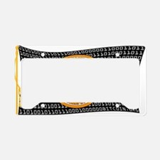 Bitcoin In Cryptography We Tr License Plate Holder