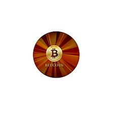 Bitcoin World Mini Button