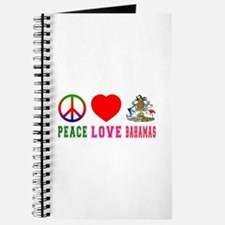 Peace Love Bahamas Journal