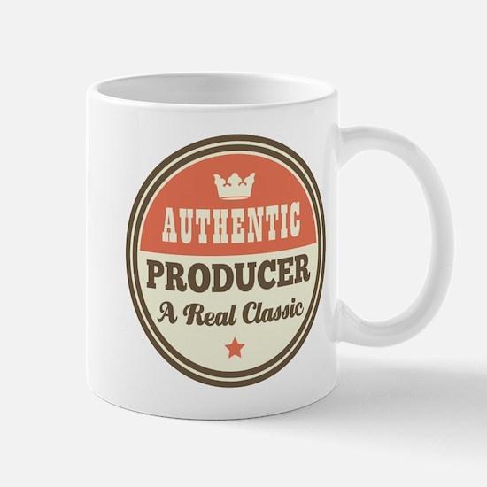 Producer Vintage Mug