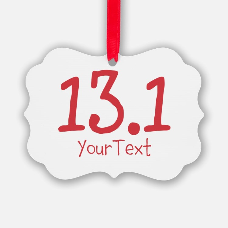 Customize RED 13.1 Ornament