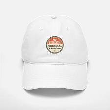 Vintage Principal Baseball Baseball Cap