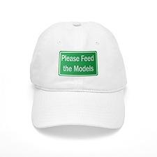 Feed the Models Baseball Cap