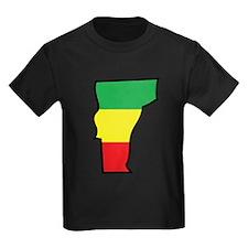 Vermont Rasta Emblem T-Shirt