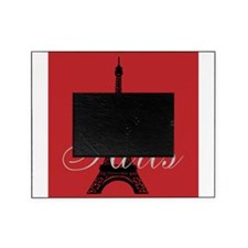 Cute Paris eiffel tower Picture Frame