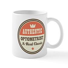Optometrist Vintage Mug