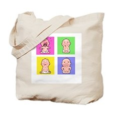 Pie Brand 'Square Baby' Tote Bag
