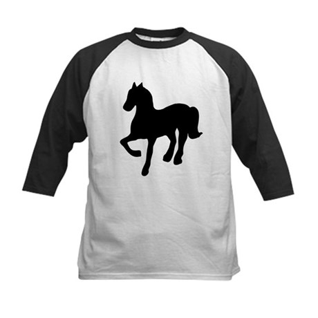 Pony Silhouette Baseball Jersey