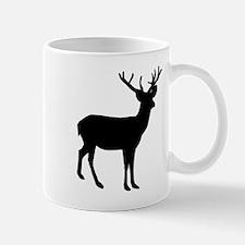 Buck Silhouette Mugs