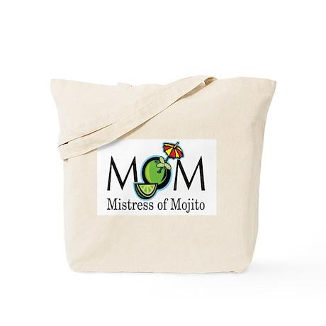 Mom: Mistress of Mojito Tote Bag