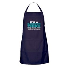 Bassoon Thing Apron (dark)