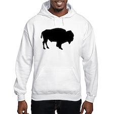 Buffalo Silhouette Hoodie