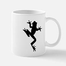 Frog Silhouette Mugs
