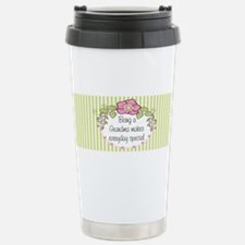 Cool New grandma Travel Mug