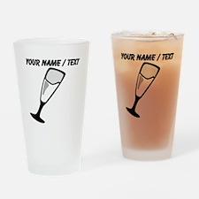 Custom White Wine Drinking Glass
