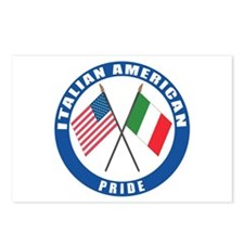 Italian american Pride Postcards (Package of 8)