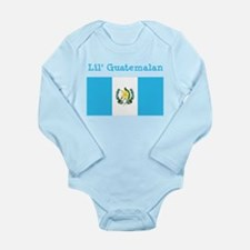 Guatemalan Infant Bodysuit Body Suit